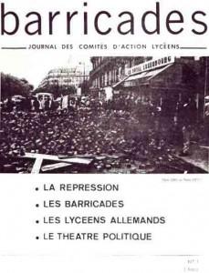 barricades CAL