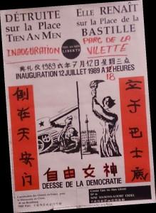1989 tien an men bastille