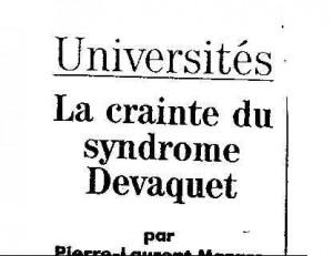 LE JOURNAL DU DIMANCHE 7 11 1993