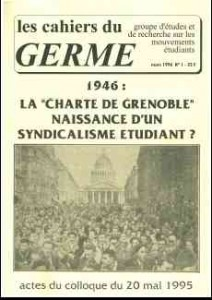 cahiers du germe mars 96 charte de G