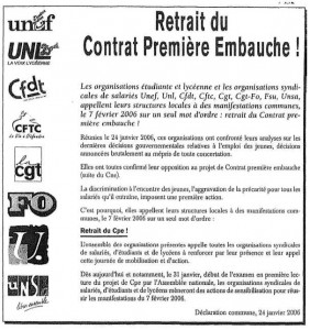 declaration commune