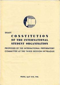 STATUTS PROJET CPI AVRIL 1946