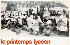 jeunesse rebelle 1971