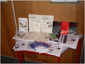 ...valoriser : publications, recherches, expositions