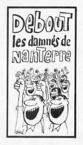 SUR LES TRACES DU MOUVEMENT DU 22 MARS @ Universite Paris Nanterre - Amphithéâtre Max Weber | Nanterre | Île-de-France | France