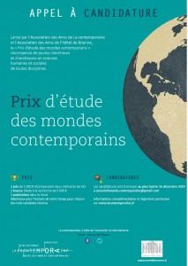 prix mondes contemporains