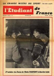 EDF novembre 1960