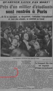 L'oeuvre 1940 place st michel